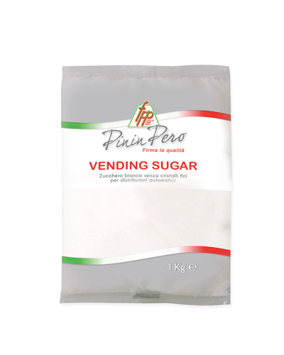 WHITE VENDING SUGAR – 1 kg bag