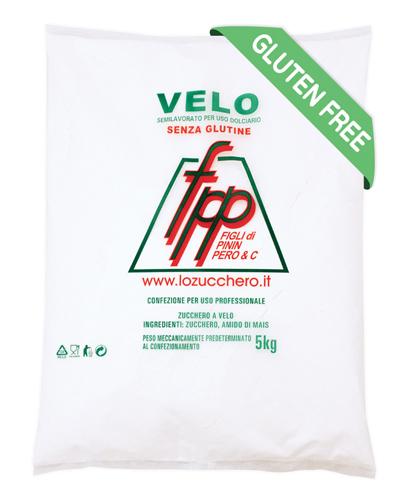 ZUCCHERO AL VELO – sacchetto 5 kg